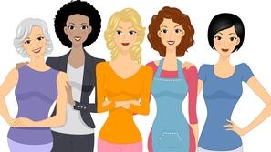 8 حقائق غريبة وطريفة لم تتوقعها عن النساء..اكتشفها بالصور!