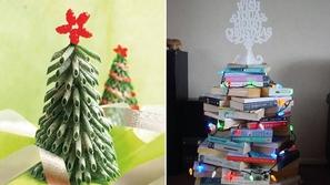 صور لأغرب أشكال شجرة الكريسماس.. ستدهشكم أفكارها