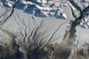 جبال الهيمالايا على الحدود بين الصين والهند
