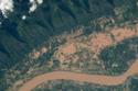 نهر ميكونغ بين تايلاند ولاوس