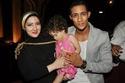 زوجة محمد رمضان الأولى