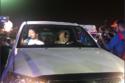 المرأة السعودية خلف المقود