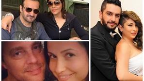 صور أوسم أزواج النجمات العربيات الذين سرقوا منهن الأضواء أمام عدسات المصورين