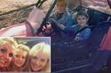بريتني سبيرز سمحت لطفلتها بقيادة سيارة