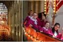 زحلوقة ترفيهية داخل كاتدرائية
