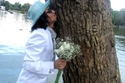 رجل من بيرو تزوج من شجرة
