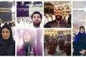 صور: النجوم في الحرم المكي.. الحاج المزيف ونجمة تدعو على من ينتقدها