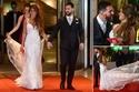 صور  حفل زفاف الأسطورة ليونيل ميسي من حبيبته صديقة الطفولة والدة طفليه