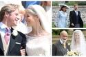 صور: لقطات من زفاف ملكي جديد بحضور الأمير هاري وحده.. وتاج العروس مذهل