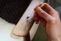 القهوة تساعد على إصلاح خدوش الخشب عند مزجها بالماء