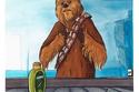 Chewbacca - شامبو