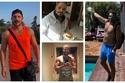 صور: نجوم لديهم هوس بالمظهر الرياضي وآخرون لا يخشون الوزن الزائد أبدًا