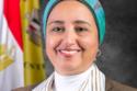 أول سيدة  نائب محافظ البنك المركزي المصري