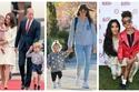 صور: أكثر أناقة وجمال.. أطفال المشاهير الذين سرقوا الأضواء من أمهاتهم