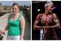 صور: أم تعاني من الوزن الزائد أصبحت بطلة كمال أجسام.. كيف فعلتها؟ 💪
