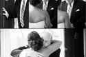 ردود فعل مؤثرة لآباء عند رؤية بناتهم بفستان الزفاف