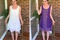 جيليان أوينز تشتري ملابس رخيصة وتحولها لأخرى انيقة