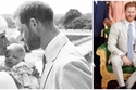حفل عمادة ابن الأمير هاري وميغان ماركل