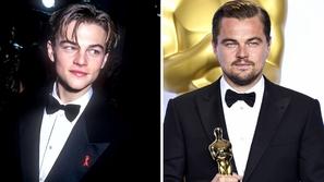 شاهدوا كم تغيرت أشكال نجوم هوليوود بين أول ظهور لهم في حفل جوائز الأوسكار وآخر ظهور!