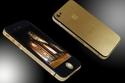 هاتف Supreme Goldstriker iPhone 3G يأتي في المرتبة الثانية بقيمة 3 ملايين ومائتي ألف دولار. وهو مصنوع من الجرانيت المختلط بالذهب، أما إطاره فمصنوع من 271 جرام من الذهب ومزين بحوالي 53 ماسة.