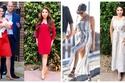 صور: تقضي 10 ساعات يوميا في التسوق.. سيدة تشتري نفس ملابس كيت وميغان