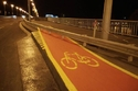 انتبه فخط الدراجات نهايته مسدودة