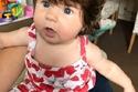 الطفلة في عمر 5 شهور