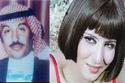 تزوج الشيخ خالد عبد العزيز آل سعود من سهير رمزي