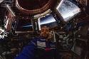 شاهد : هكذا ودّع هزاع المنصوري الفضاء.. والسبب العلمي وراء تغير ملامحه