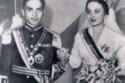 الاميرة الشريفة دينا عبدالحميد زوجة الملك حسين في زفافها