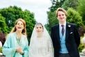 صور التاج سر نساء العائلات المالكة في زفافهن: أميرة عربية كسرت القاعدة