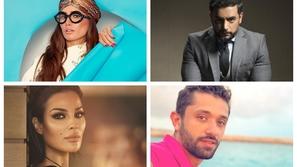 صور: بعيداً عن الشهرة.. مشاهير أخفوا أولادهم عن أعين الناس
