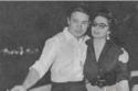 أحمد رمزي وزوجته