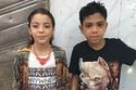 شمس وإيمان أصغر عروسين في مصر
