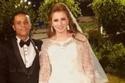 العروسين شمس وإيمان