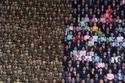 الاحتفال بالذكرى المئوية لميلاد كيم إيل سونغ  مؤسس كوريا الشمالية