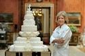 فيونا كيرنز مصممة الكعكة
