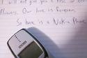 """شخص قرر تقديم هاتف """"نوكيا"""" قديم كهدية بمناسبة الفلانتين"""