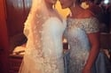 أصالة نصري في حفل زفاف ابنتها شام