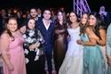 دلال عبد العزيز في حفل زفاف ابنتها إيمي