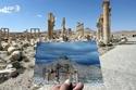 صور محزنة لمدينة تدمر الأثرية السورية بعد الدمار والسرقة بسبب الحرب!