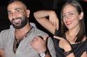 أحمد سعد ضرب ريم البارودي خلال كواليس ديو المشاهير بسبب الغيرة