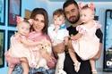 الأطفال أكبر نعمة في الحياة: صور لعائلات النجوم العرب مليئة بالمرح