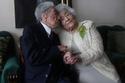 الزوجين معاً عمرهما 215 عاماً