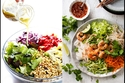 صور 15 طبق سلطة آسيوية وأوروبية يمكنك الاكتفاء بتناولها على مائدة السحور لتشعر بالشبع طوال اليوم