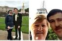 صور: أرملة تسافر حول العالم مع زوجها المتوفي بهذه الطريقة المذهلة