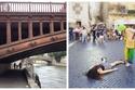 صور: أجمل وأغرب وفاة.. فتاة تسافر حول العالم لتختار أفضل طريقة للموت