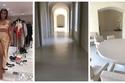 صور: قصر كيم كارداشيان الخيالي مكون من لون واحده وسعره 60 مليون دولار