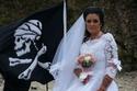 حفل زواج فتاة من إيرلندا من شبح