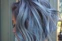 صور ستشجعك على صبغ شعرك باللون الأزرق